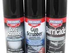 Birchwood Casey 1-2-3 Gun Scrubber, Bore Scrubber