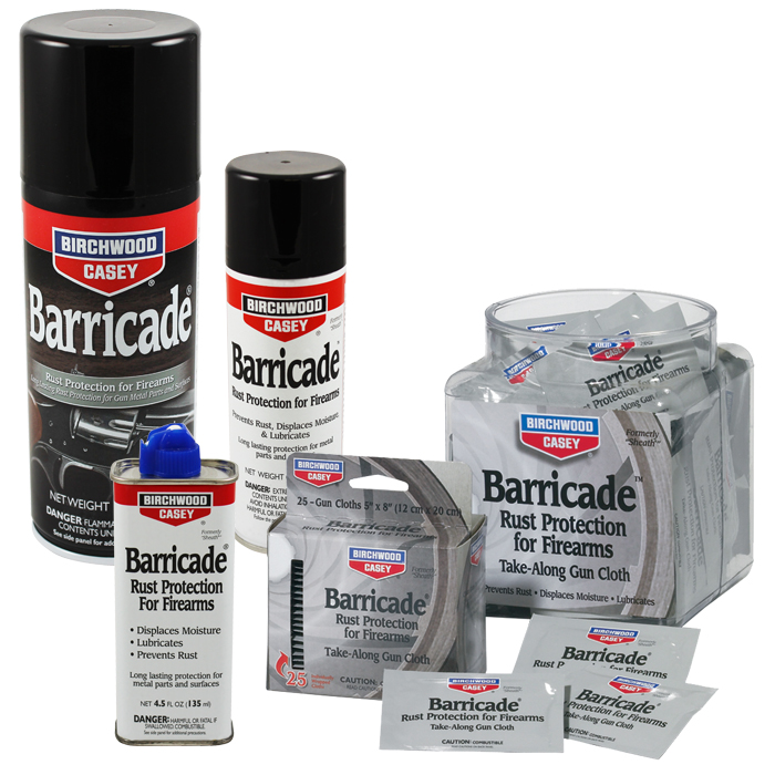 Birchwood Casey Barricade Rust Protection 10 Ounce Aerosol
