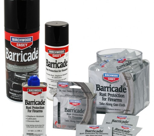 Birchwood Casey Barricade Rust Protection 4.5