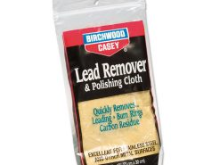 Birchwood Casey Lead Remover And Polishing Cloth