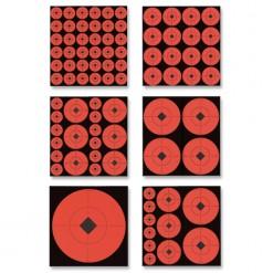 "Birchwood Casey Target Spots® 60-1"", 30-2"", 20-3"""