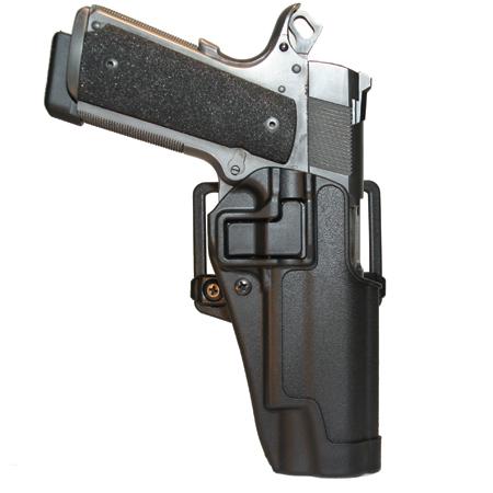 Blackhawk Cqc Serpa Holster Matte Finish Colt 1911 4