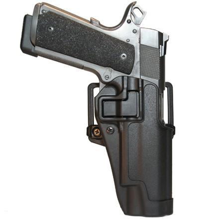 Blackhawk Cqc Serpa Holster Matte Finish Colt 1911