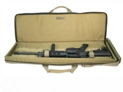 "Blackhawk Discreet Homeland Security Rifle Case Coyote Tan Soft 40"" 65dc40de"