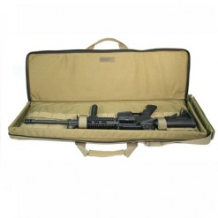 "Blackhawk Discreet Homeland Security Rifle Case Coyote Tan Soft 40"" 65dc40de"