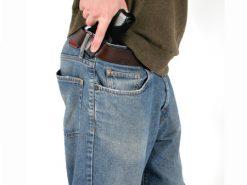 Blackhawk Inside-the-waistband Clip Holster, Right Hand