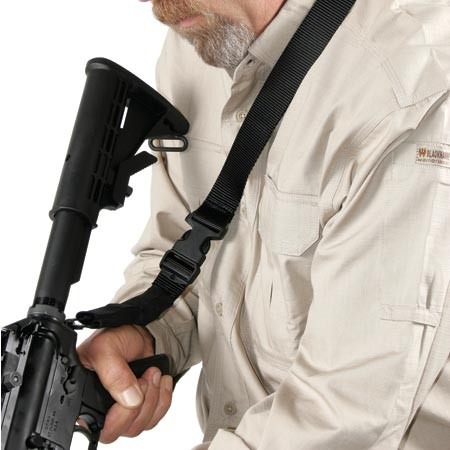 Blackhawk Storm Single Point Gun Sling Qd (1-pt)