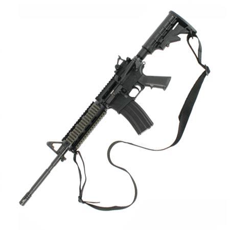 Blackhawk Universal Tactical Sling (1.25 ) Black 70ut00bk
