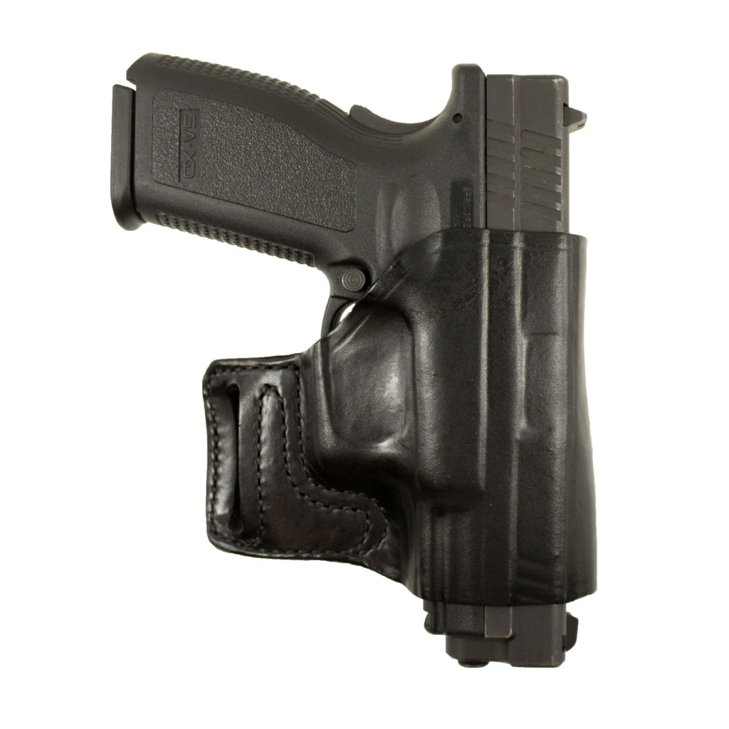 Leather Gun Holster Springfield Armory XDm 9 and 40 XD M