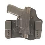 DeSantis Intruder Holster Left, Black 105KBA02Z0 S&W J Frame