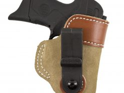 Desantis Sof-tuck Holster - Right, Natural Suede