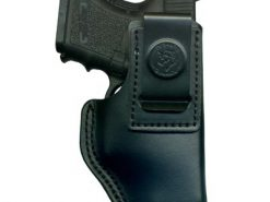 Desantis The Insider Holster - Right, Black 031ba85z0