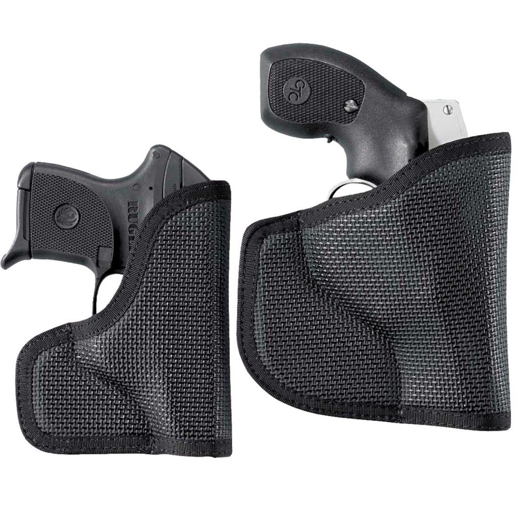 Desantis The Nemesis Holster - Ambidextrous Black
