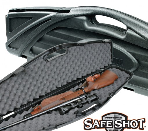 Flambeau Safeshot Single Gun Case 53-5/8 L X