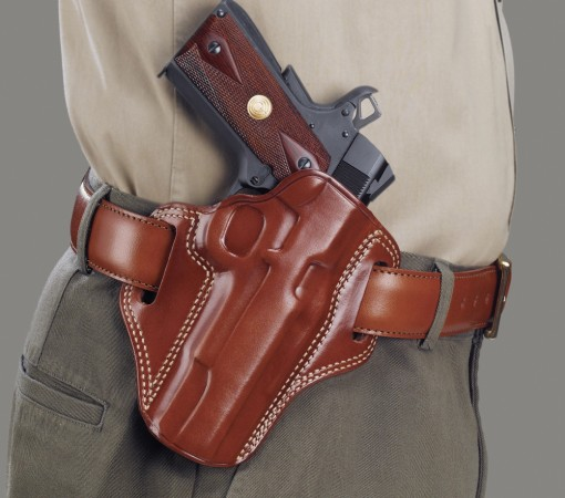 Galco Combat Master Concealment Holster - Right
