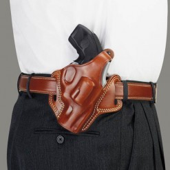 Galco Fletch Concealment Leather Paddle Holster