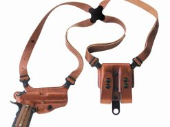 Galco Miami Classic Shoulder Holster System, Tan