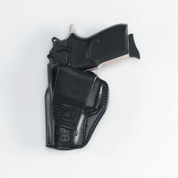 Galco Stinger Belt Holster – Right Hand, Black, Kimber Solo 9mm Sg634b