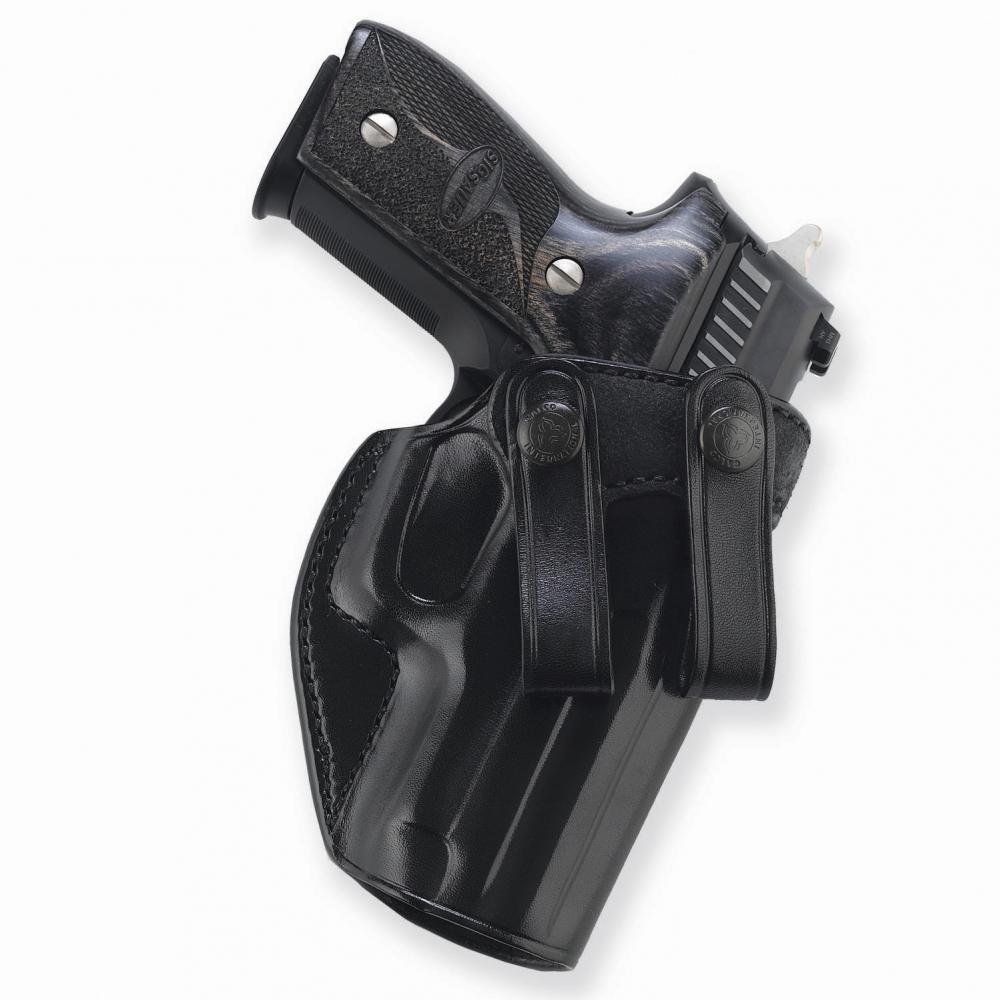 Desantis Pro Stealth Holster Fits DB380//P3AT//LCP Nylon Black N87BJI5Z0