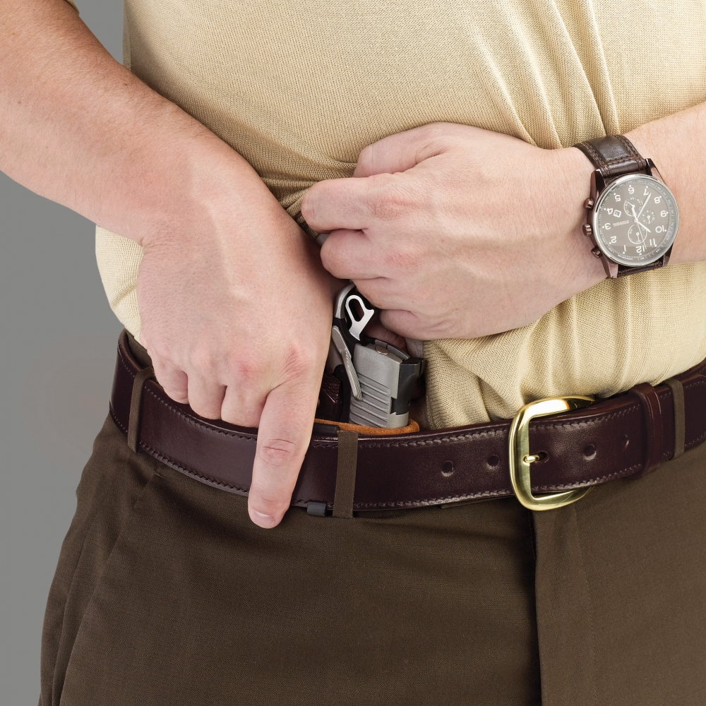 Galco Tuck-n-go Iwb Holster – Right Hand, Tan, Glock 43/springfield Armory  Xds
