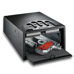 Gunvault Minivault Deluxe Personal Electronic Safe 8