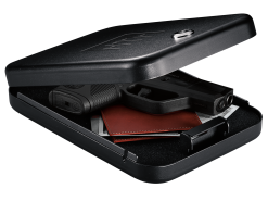 Gunvault Nanovault Portable Handgun Safe W/ Key