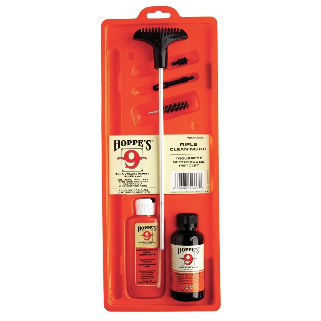 Hoppe's Cleaning Kit For .22 Caliber Pistol