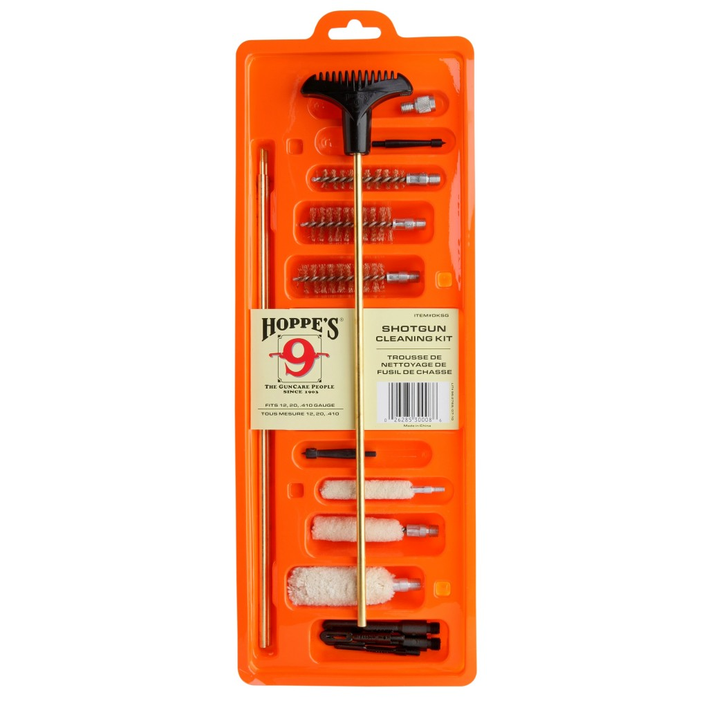 Hoppe's Cleaning Kit For All Gauges Shotgun, Legend