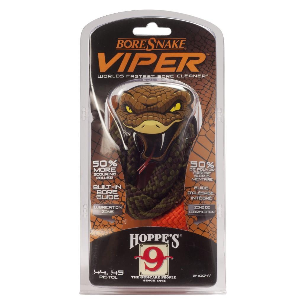 Hoppe's Viper Boresnake Bore Cleaner Pistol .44