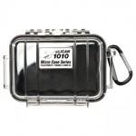 "Pelican 1010 Micro Case 4.37"" X 2.87"" X 1.68"" Polymer"