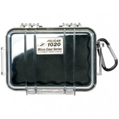 "Pelican 1020 Micro Case 5.31"" X 3.56"" X 1.68"" Polymer"