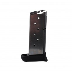 Sig Sauer P938, 7 Round Extended Base Pad magazine, 9mm