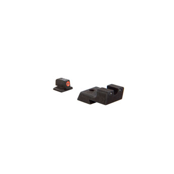 Trijicon Ca128o: 1911 Hd Night Sight Set - Orange