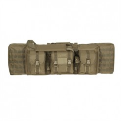 "Voodoo Tactical Enhanced 42"" Molle Soft Rifle Carrying"