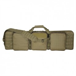 "Voodoo Tactical Deluxe Lockable 42"" Molle Soft Rifle"