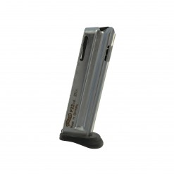 Walther P22, 10 Round Extended Floorplate Magazine, .22 LR