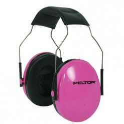 3m Peltor Junior Earmuff, 97022-00000, Pink