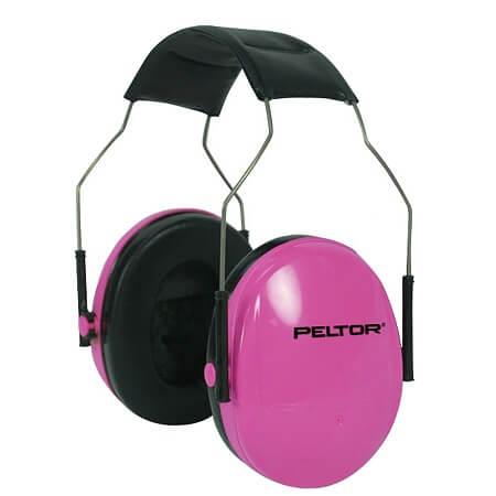 3m Peltor Junior Earmuff, 97022-00000, Pink