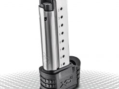 Springfield XDS, 9 Round Magazine, 9mm, With X-Tensions Sizes 1 and 2