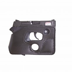 Desantis Pocket Shot Holster - Ambidextrous, Black