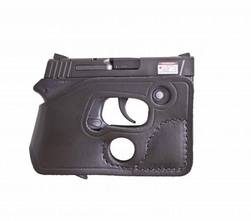 Desantis Pocket Shot Holster - Ambidextrous, Black