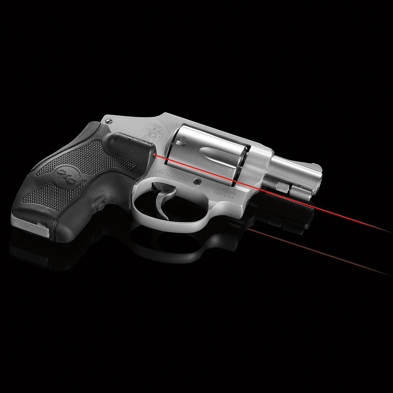 Crimson Trace LG-405 Lasergrip S&W J-Frame Compact