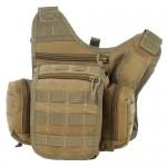Voodoo Tactical Ergo Pack Coyote