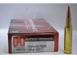Hornady 7mm-08 Rem 139gr