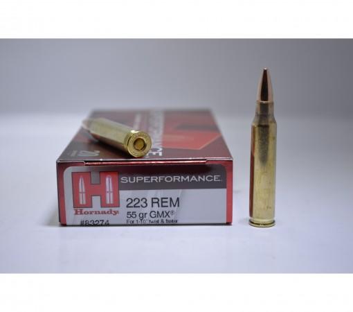 Hornady 223 Rem 55gr