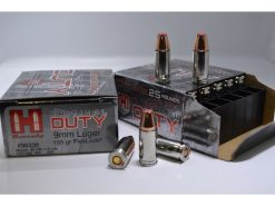 hornady critical duty 9mm