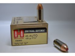 hornady critical defense 45 acp