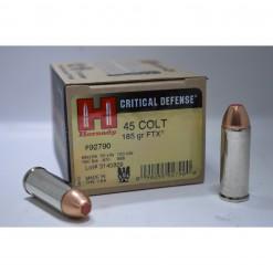 hornady critical defense 45 colt