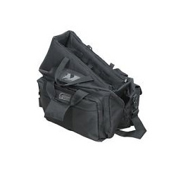 Voodoo Tactical Two-In-One Full Size Range Bag (Black)