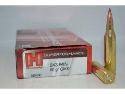 Hornady 243 Win 80gr